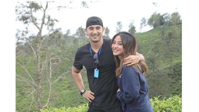 Ali Syakieb dan Margin (Sumber: Instagram/@alisyakieb)