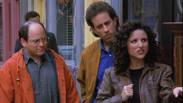 Seinfeld The Strike