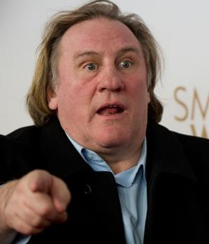 Gerard Depardieu accused of assault and battery after scooter collision