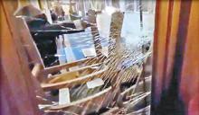 退役女空軍闖國會 遭警員近距離擊斃