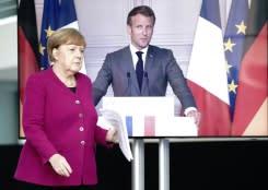 Kepemimpinan Eropa, Prancis-Jerman, bangkit kembali