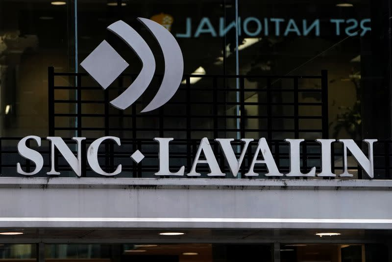 Canadian engineering firm SNC-Lavalin reducing Middle East exposure, CEO says