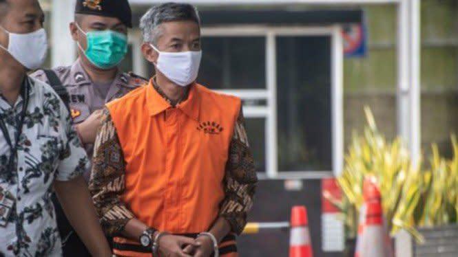 Eks Komisioner KPU, Wahyu Setiawan Didakwa Terima Suap Rp600 Juta