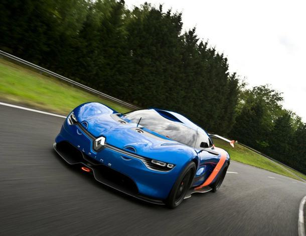 Renault brings back the Alpine brand with a rear-engine, RWD sports car