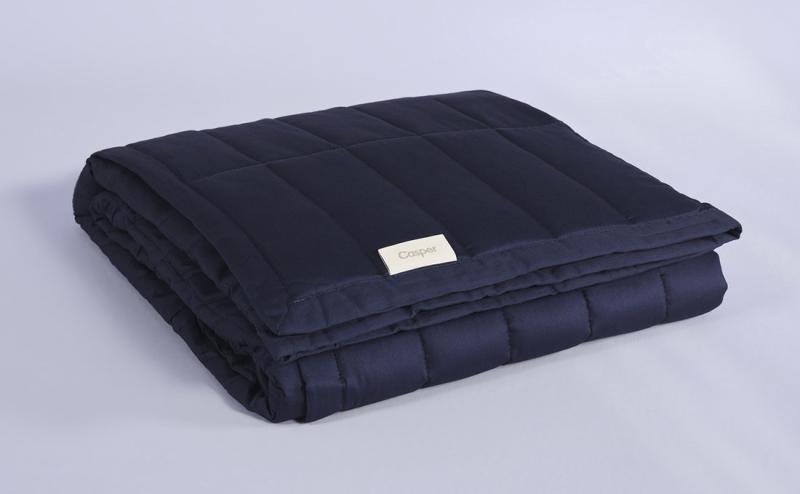 Casper Weighted Blanket. Image via Casper.