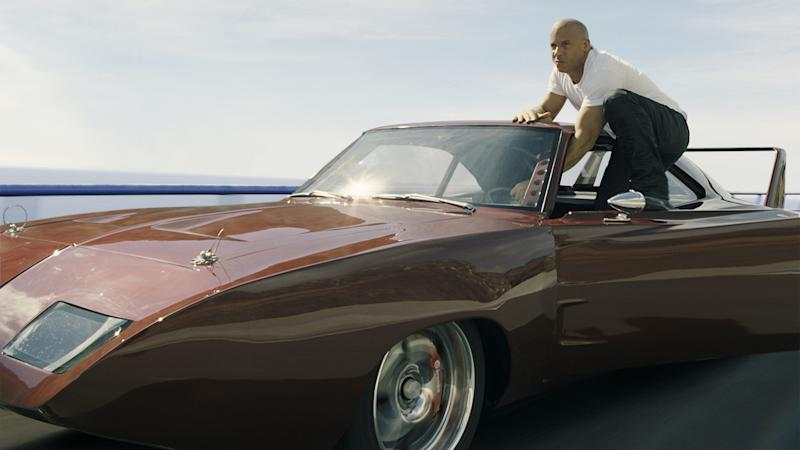 'Fast and Furious 6′ Fuels Record Memorial Day Frame