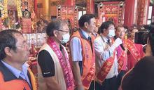 全台八百神尊齊聚後壁泰安宮祈願護佑台灣號召信徒捐血助人做公益
