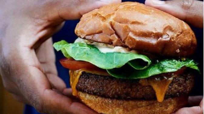 Dampak Pandemi, Restoran Terbaik di Dunia Hanya Jual Burger. (dok.Instagram @nomacph/https://www.instagram.com/p/CBnY3GcJuoo/Henry)