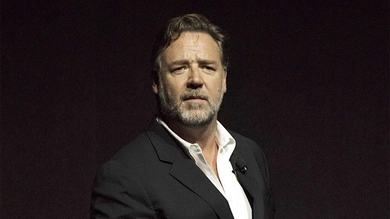 Russell Crowe Eyes Starring Role in 'Water Diviner'