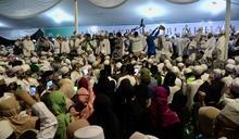 印尼極端組織舉辦紀念穆罕默德生日會 (圖)