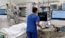 德國新冠染疫總人數超300萬