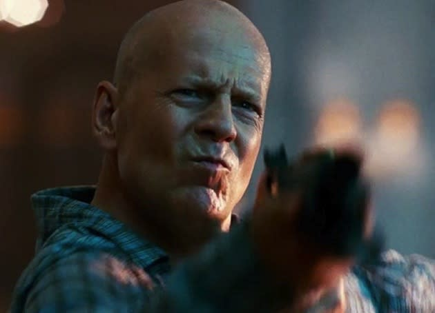 REVIEW: Like John McClane, Bruce Willis Narrowly Survives Subpar 'A Good Day To Die Hard'