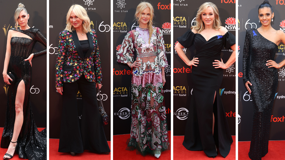 <p>It's Australian film and television's night of nights.<br />Photo: Getty </p>