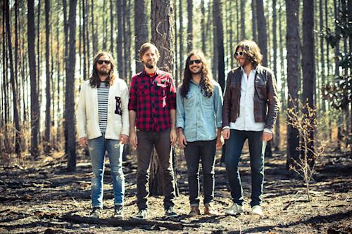 'Heavy Bells' by J.Roddy Walston & The Business - Free MP3