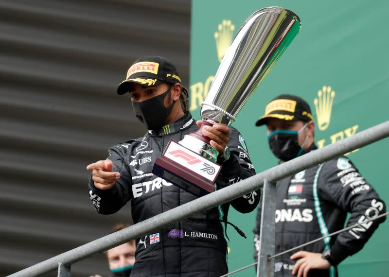 Team by team analysis of the Belgian Grand Prix