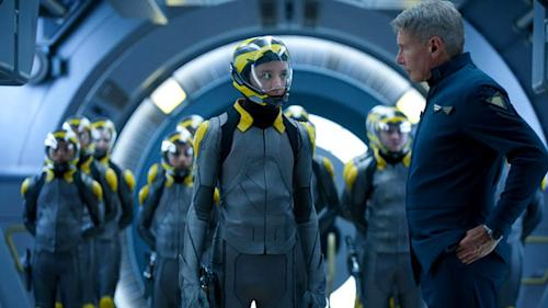 'Ender's Game' Wins Box Office