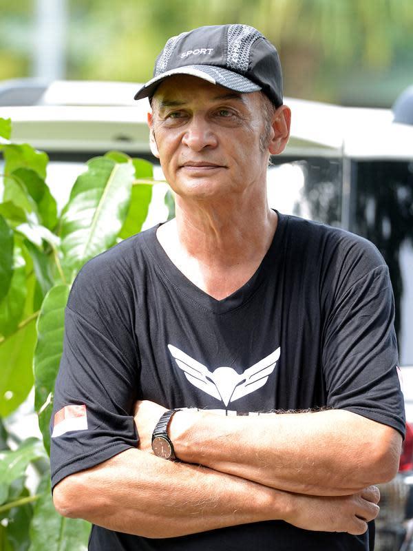 Robby Sugara (Kapanlagi.com/Bambang E Ros)