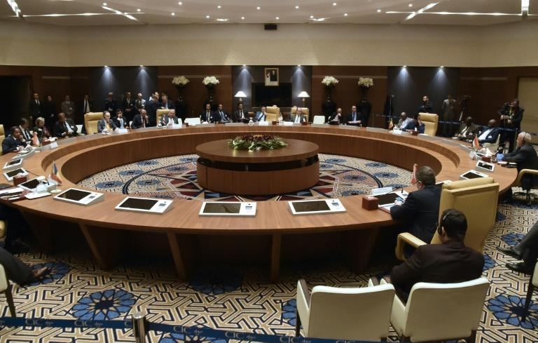 The Algiers talks on Libya came after several African countries complained of being left out of the Berlin international conference