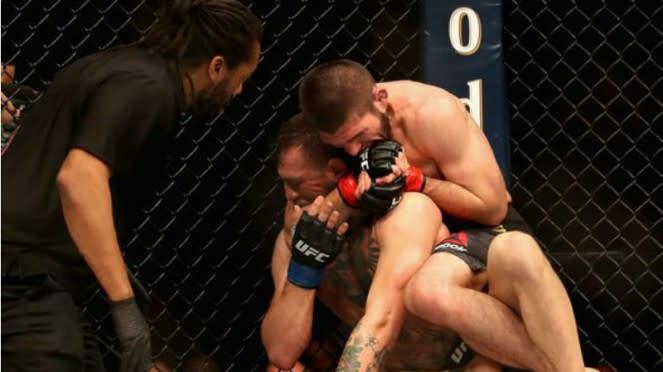 Kuncian Khabib Nurmagomedov ke Conor McGregor