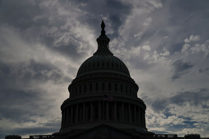 U.S. Senate Democrats unveil $400 billion-a-year plan to tackle climate change