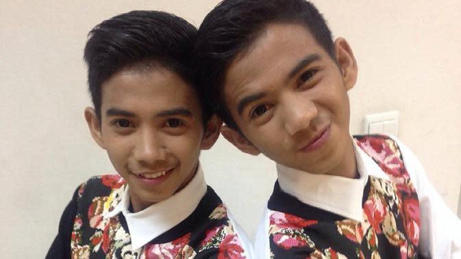 Rizki dan Ridho D'Academy 2 (Sumber: Instagram/da2_ridho)