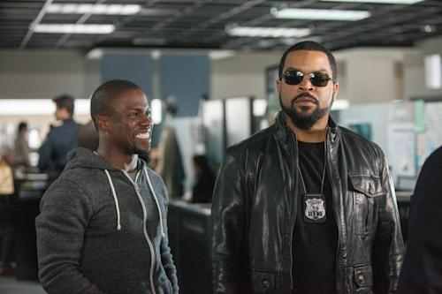 'Ride Along' Makes an Odd Couple Out of Kevin Hart and Ice Cube