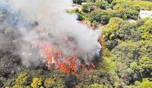 阿寶坑垃圾場10年燒3次成「地獄谷」 環保局允補助90萬復育