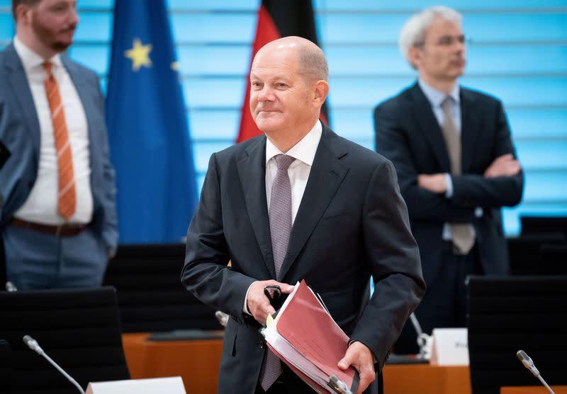 Germany pledges to speed up EU efforts on crypto-assets, capital market
