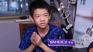 專訪/今年最年輕金馬入圍!13歲李英銓「國中沒手機」 導演讚:很難得