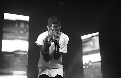 Big Sean Is 'Finally Famous' in New York