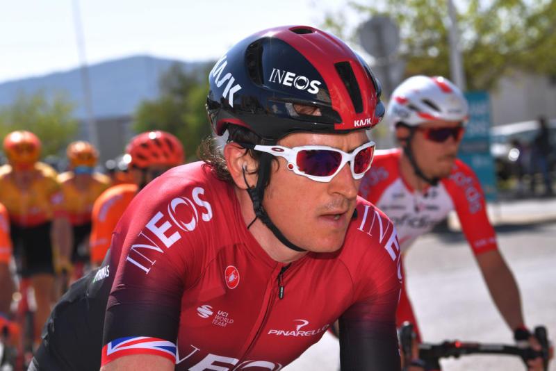 Geraint Thomas (Team Ineos) at the 2020 Volta ao Algarve
