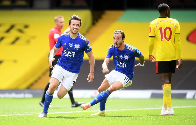 Premier League - Watford v Leicester City