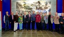 《蓬萊風華》盡覽臺灣山川美景 國館邀10位水墨名家合繪大畫