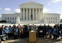 Laporan: Perempuan kasus aborsi AS mengaku dibayar sebagai aktivis