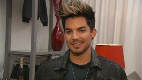 Adam Lambert speaks with Access Hollywood -- Access Hollywood