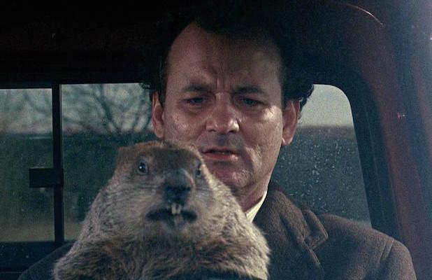 'Groundhog Day' and 13 Other Movies That Repeat the Same Day Over and Over (Photos)