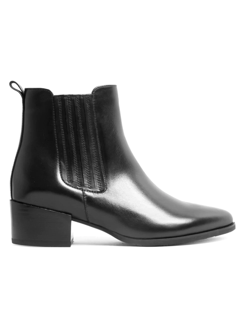 Blondo Waterproof Leather Booties