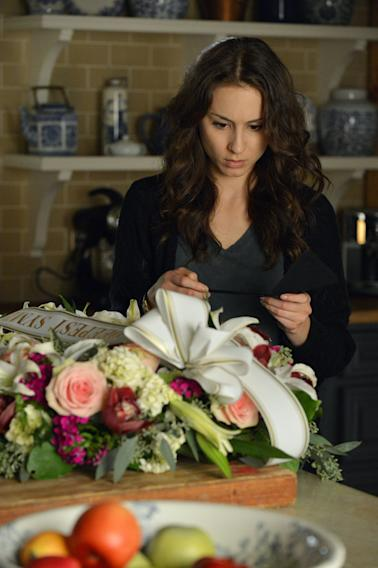 """""""Pretty Little Liars"""" -- """"Out of Sight, Out of Mind"""" TROIAN BELLISARIO"""