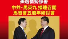 馬建議促成「蔡習會」 台灣基進:失意政客刷存在感