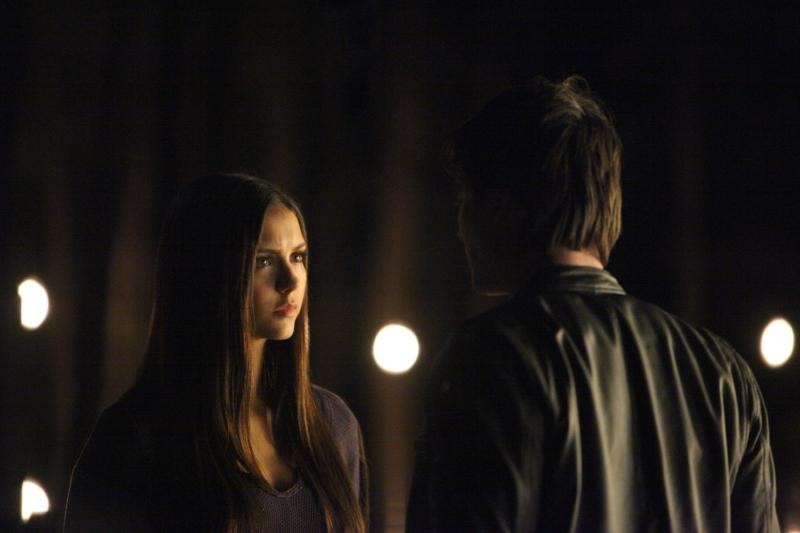 """The Vampire Diaries"" -- ""Catch Me if you Can"""