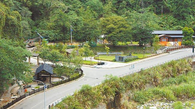 位於五峰鄉的張學良故居,為特色地方文化館之一,記錄在地的特殊人文歷史。(本報資料照片)