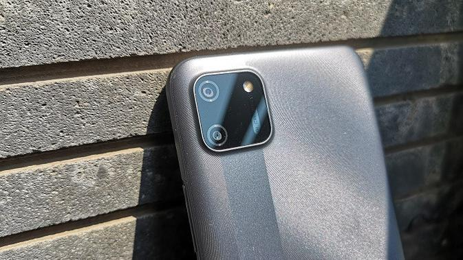 Kamera Realme C11 (Liputan6.com/Agustinus M.Damar)