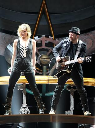 Sugarland Sued by Indiana Fair Stage Collapse Survivors