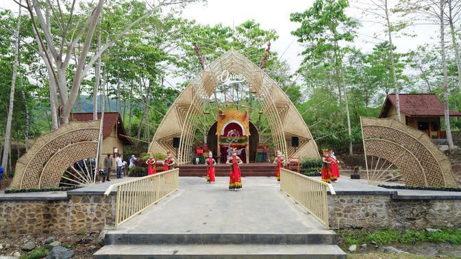 Amfiteater Osing. Dok. Banyuwangi