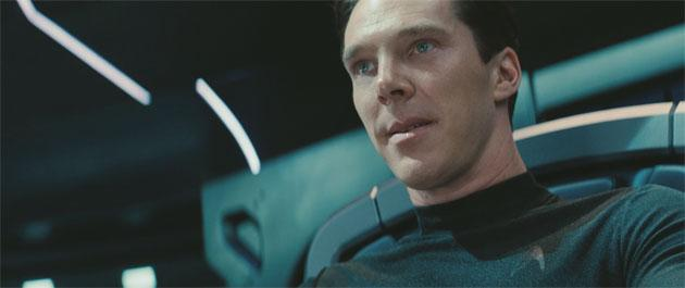 'Star Trek Into Darkness' opening scene boldly goes into IMAX