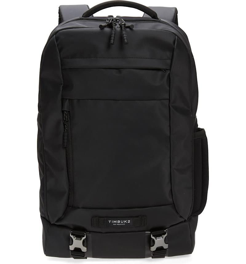 Timbuk2 Authority Deluxe Backpack. Image via Nordstrom.