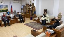 新北記者工會訪華梵大學 李天任談小而美精緻大學創新理念