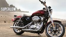 2014 Harley-Davidson Sportster 883 Superlow