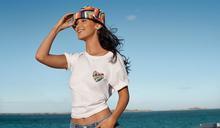 國際超模穿彩虹愛心支持平權 MICHAEL KORS膠囊系列可網購