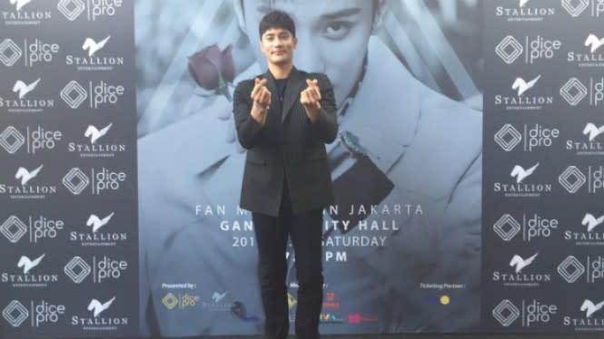Sung Hoon Khawatirkan Keselamatan Fans di Bandara